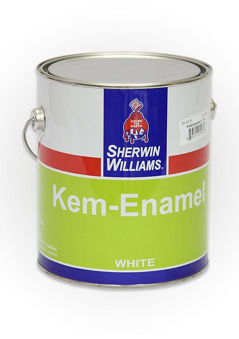 Kem Enamel Sherwin Williams Jamaica
