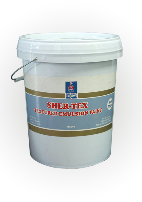 Sher tex textured emulsion finish sherwin williams jamaica - Sherwin williams exterior textured paint ...