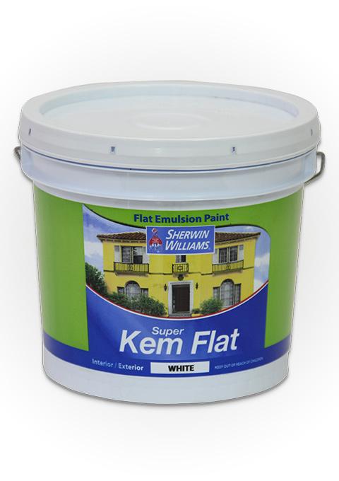 Super Kem Flat Emulsion Sherwin Williams Jamaica
