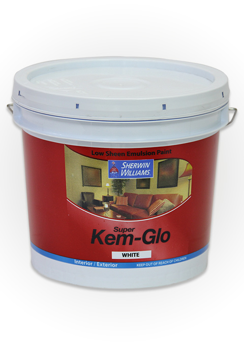 Super Kem Glo Low Sheen Emulsion Paint Sherwin Williams Jamaica