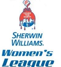 sherwin_williams wOMEN'S LEAGUE